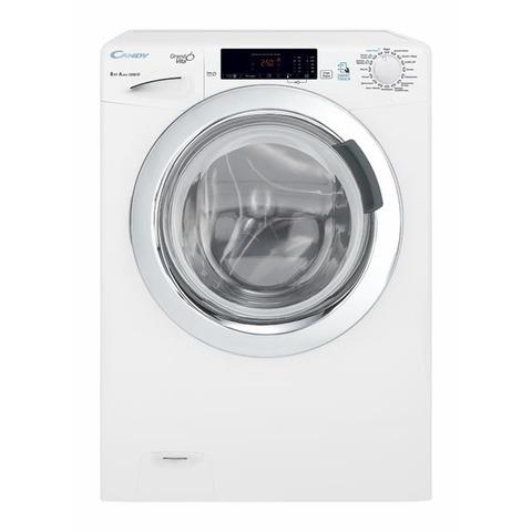 Узкая стиральная машина Candy GrandO Vita Smart GVS44 128TC3-07