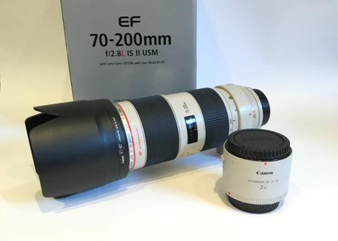 Canon EF 70-200mm f/2.8L IS II USM РСТ (JAPAN)