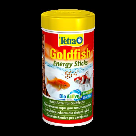 Tetra Goldfish Energy Сухой корм для золотых рыбок палочки