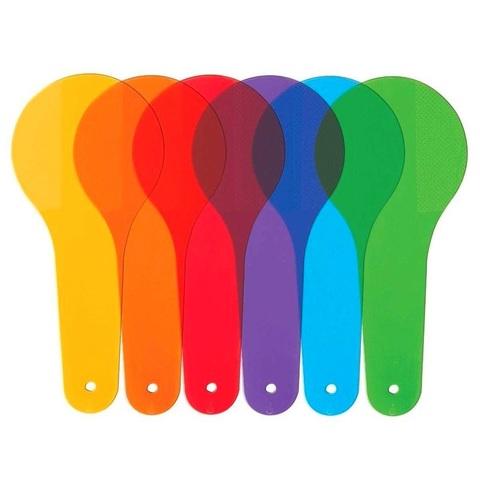 LER0352 Развивающая игрушка Комплект Цветное весло  Learning Resources