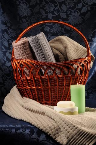 Махровое полотенце банное PAREDO Buddemeyer 70х140