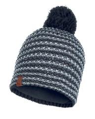 Шапка вязаная с флисом Buff Hat Knitted Polar Dana Graphite