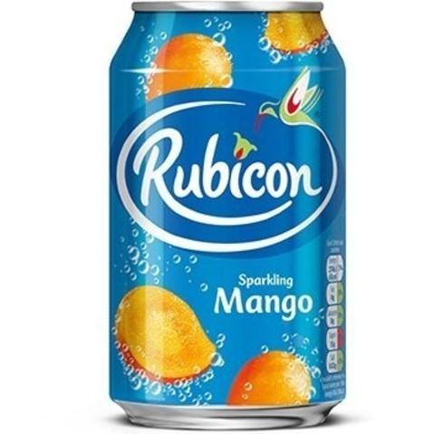 Rubicon Mango 0,33 л