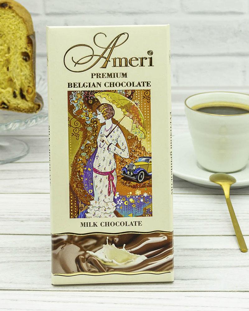 Молочный Шоколад Ameri 100 гр