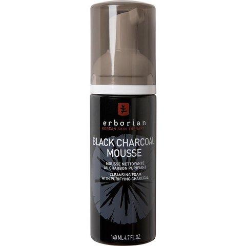 Erborian Пенка для очищения лица черный уголь Black Charcoal Mousse