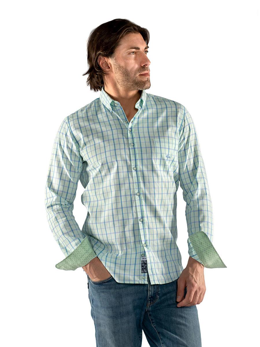 Dario Beltran рубашка Fuentes 3VG 1023