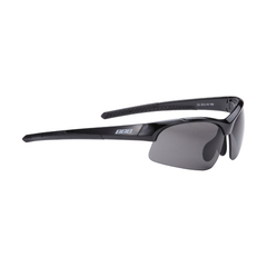 Очки спортивные BBB Impress Small  PC smoke lenses блестящий черный