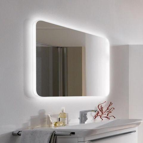 Зеркало с подсветкой по периметру Keramag MY DAY (1000*700*30)