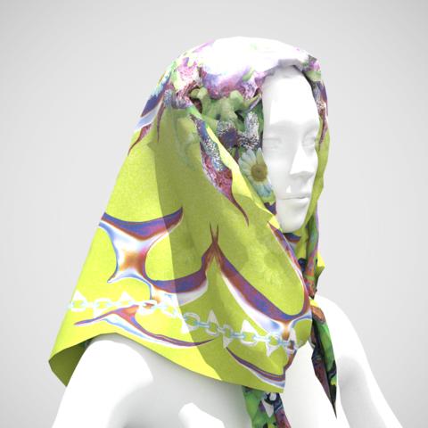 Alkali silk scarf portal 5