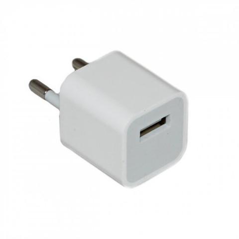 СЗУ AR-003 USB (кубик) 1A (500mA/h) под оригинал iPhone 3G