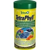 Tetra Phyll Корм для всех видов травоядных рыб (хлопья) 250 мл. (139923)