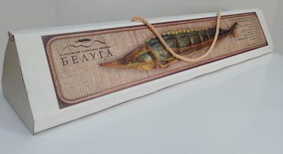 Рыба осетровых видов г/к с головой «Банкетная» (весовая)