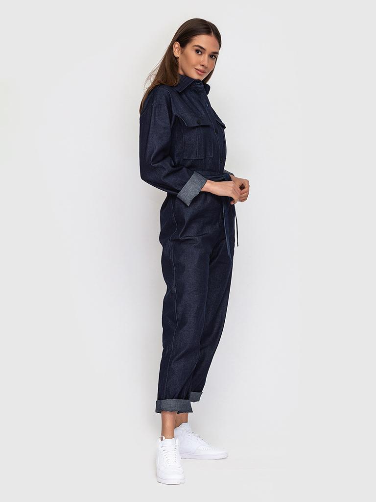 Комбинезон джинсовый YOS от украинского бренда Your Own Style