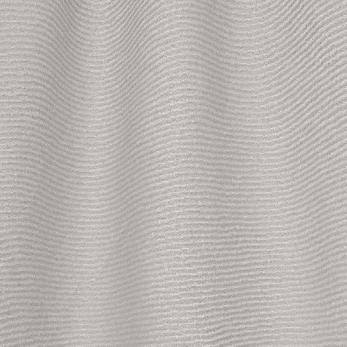 Льняная саржа светлого серо-жемчужного цвета