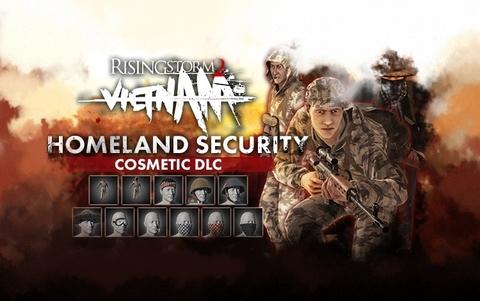Rising Storm 2: Vietnam - Homeland Security Cosmetic DLC (для ПК, цифровой ключ)
