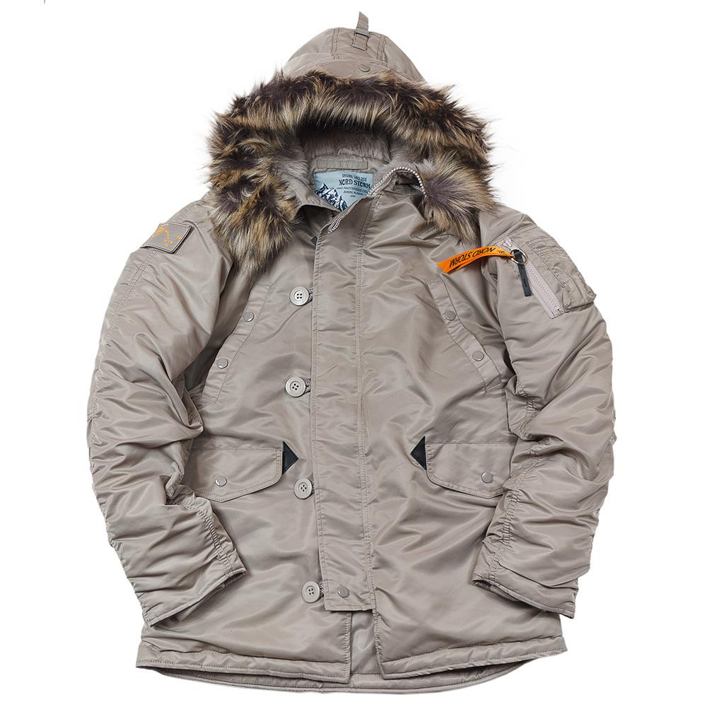 Куртка Аляска  Nord Storm N-3B Husky (атмосфера - atmosphere)