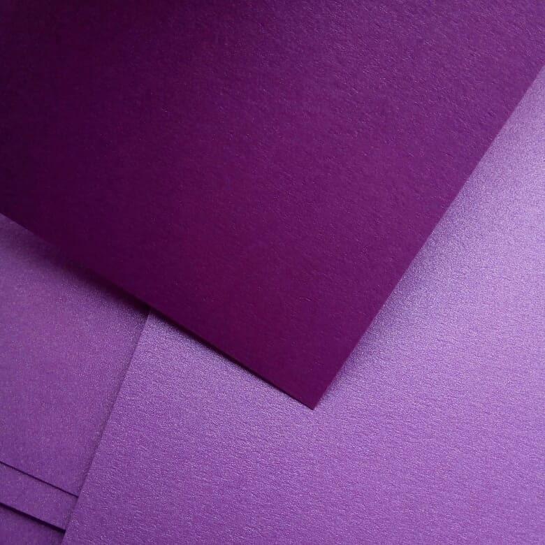 Кардсток «Коктейль» (фиолетовый) 290 гр/м2