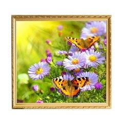 луг-ромашки-бабочки-алмазная-мозаика-в-рамке