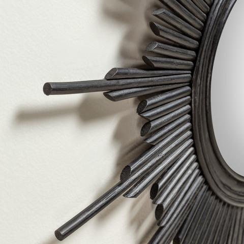Зеркало Marelli черное