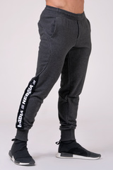 Мужские брюки джоггеры Nebbia 185 grey