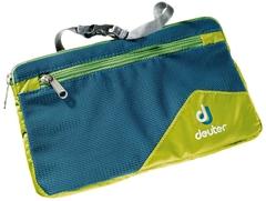 Косметичка дорожная Deuter Wash Bag Lite II 2308 moss-arctic