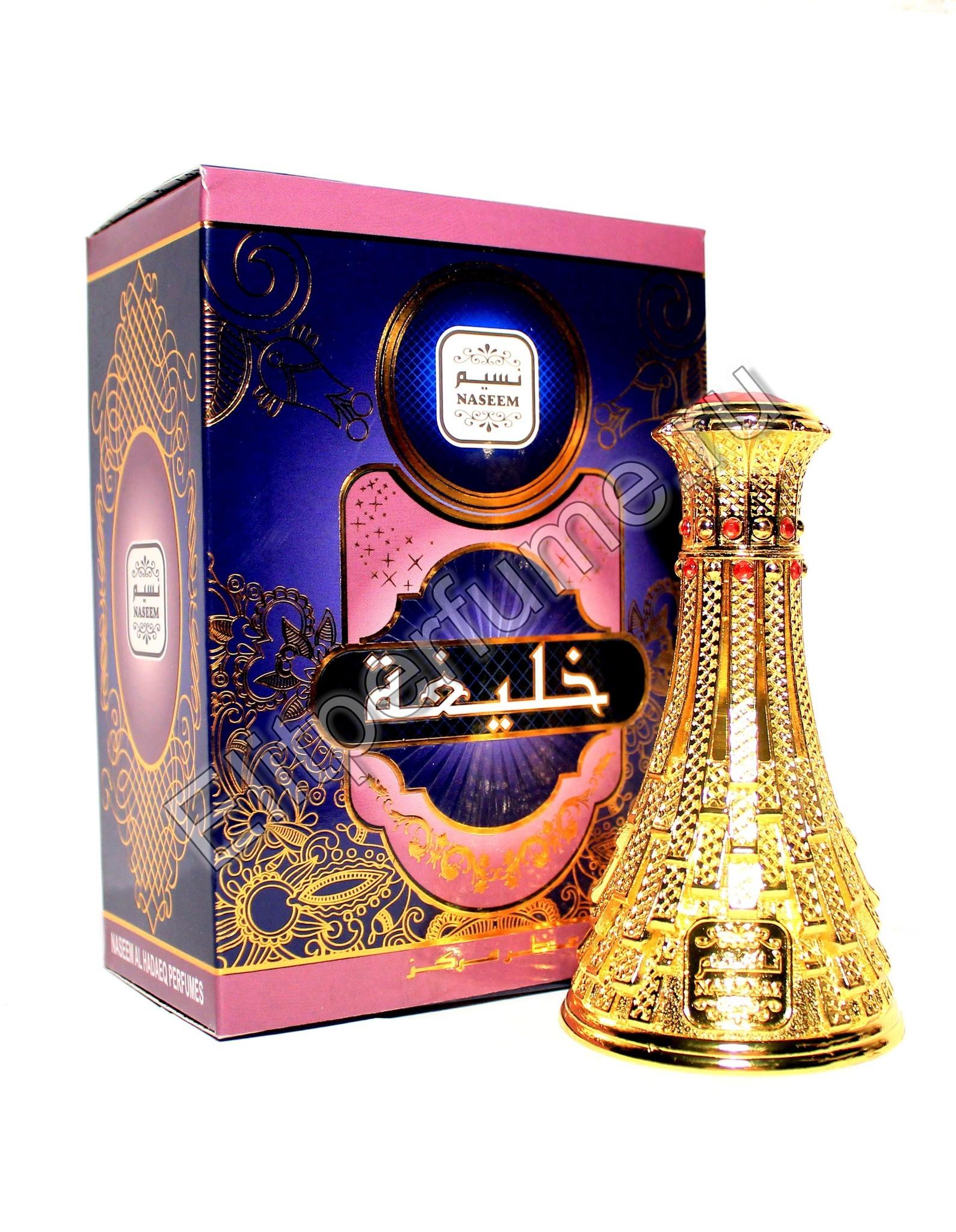 Пробник для Khalifa Халифа 1 мл арабские масляные духи от Насим Naseem Perfumes