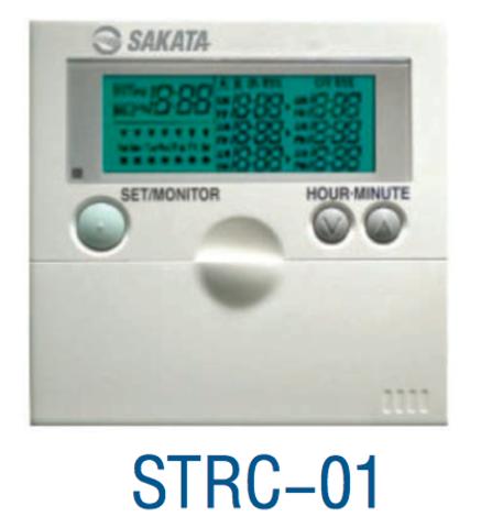 Недельный таймер VRF-системы Sakata STRC-01