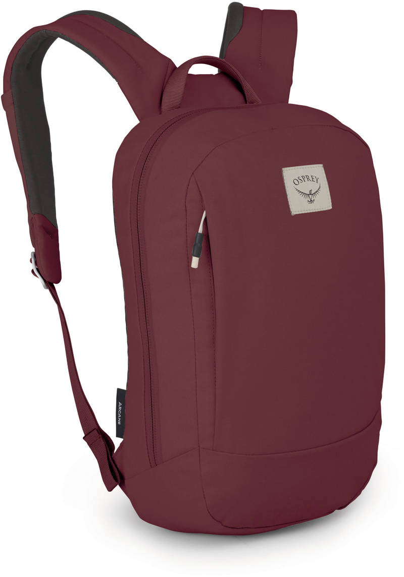 Городские рюкзаки Рюкзак Osprey Arcane Small Day Mud Red Arcane_Small_Day_S20_Side_Mud_Red_web.jpg