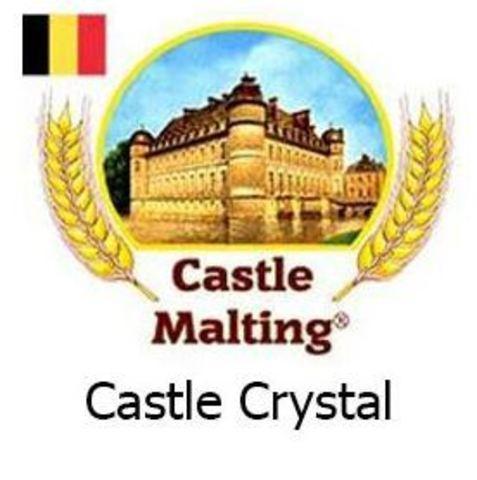 Солод пивоваренный Castle Malting Шато Кристалл® (Сastle Сrystal)