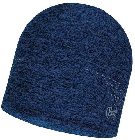 Спортивная шапочка со светоотражающими нитями Buff Hat Dryflx R_Blue фото 1