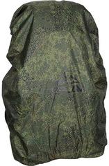Чехол от дождя на рюкзак Сплав 40-60 л цифровая флора