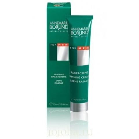 Annemarie Borlind FOR MEN: Крем для бритья для мужчин (Shaving Cream), 75мл