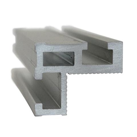Профиль алюминиевый 33х27 длина 1,2 м
