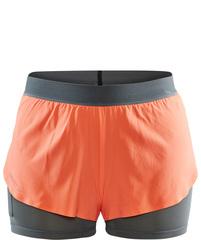 Премиальные женские шорты Craft Vent 2 In 1 Racing Shorts W Shock