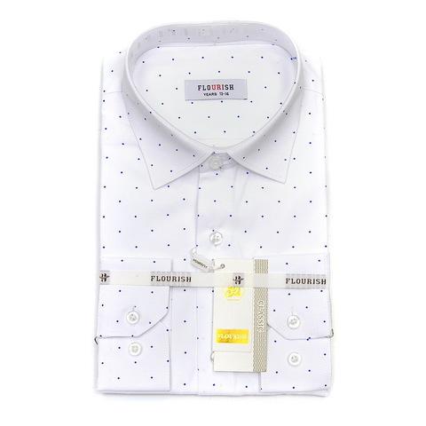 Рубашка приталенная (11-16) 6.06.ПЛ.ШК11
