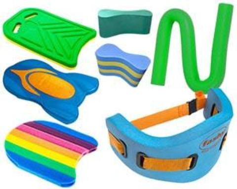 Купить доски, калабашки для обучения плаванию, аквапояса для аквафитнеса и аквааэробики