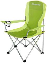 Кресло кемпинговое Kingcamp Arms Chair (84Х50Х96) зеленый