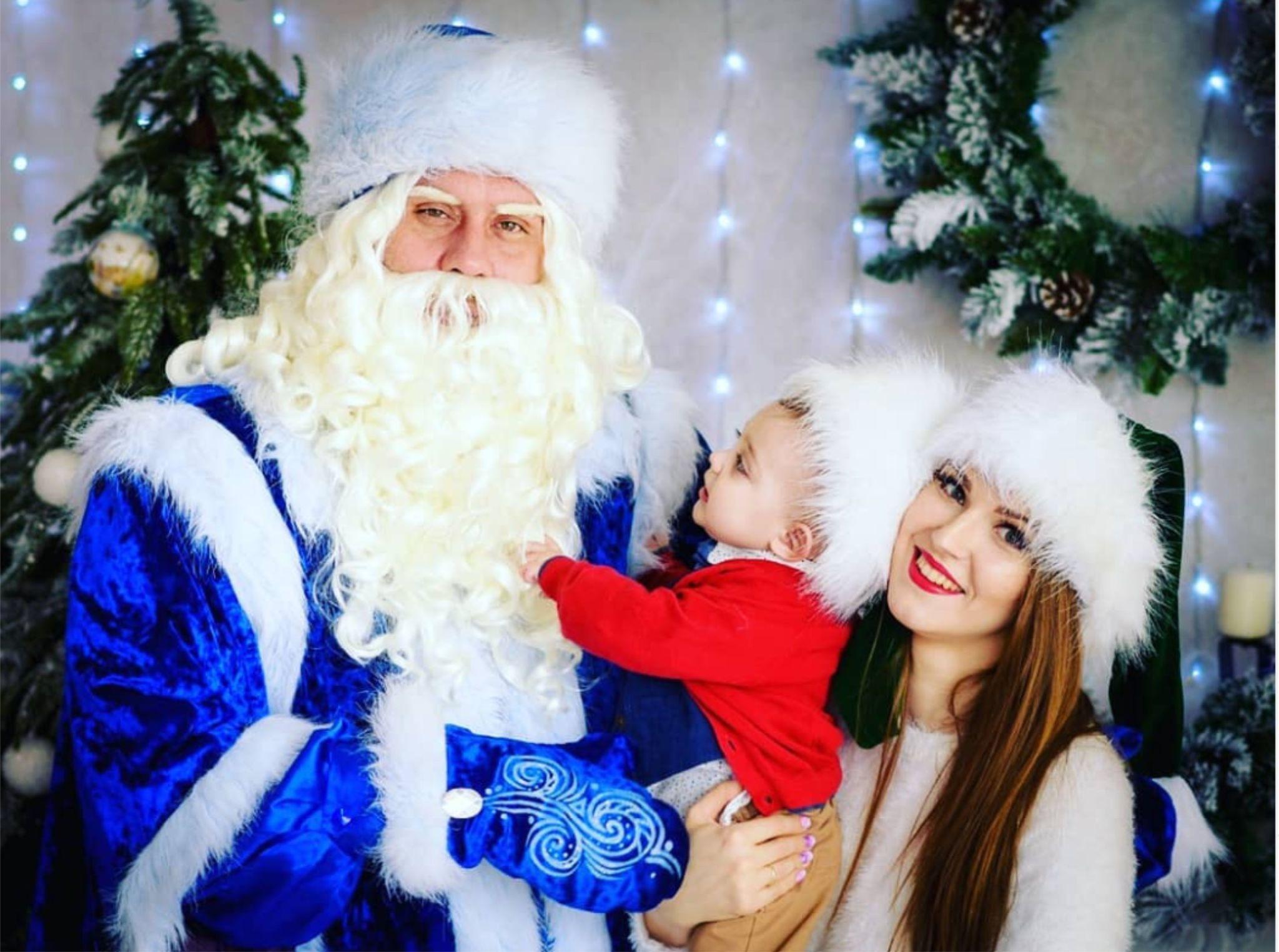 31 декабря до 18:00 вечера поздравление стоит 30.000 тг - программа 30 минут где будет Дед Мороз и Снегурочка ( с собой музыка и реквизит для игр) заранее берём подарок от родителей и дарим ребёнку или детям..