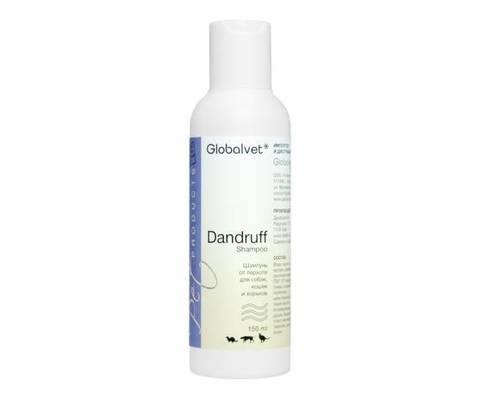 Dandruff Shampoo шампунь от перхоти для собак, кошек и хорьков 150 мл.