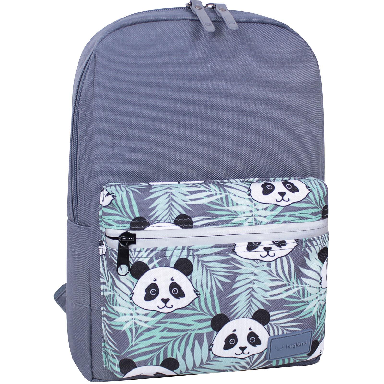 Молодежные рюкзаки Рюкзак Bagland Молодежный mini 8 л. серый 764 (0050866) IMG_1313суб.764.jpg