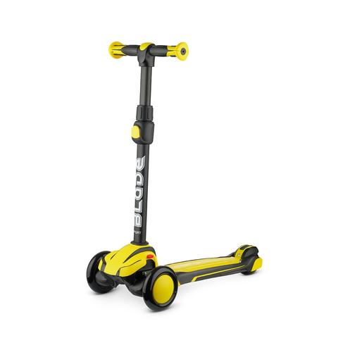 Детский самокат Blade Sport V1 купить черный желтый