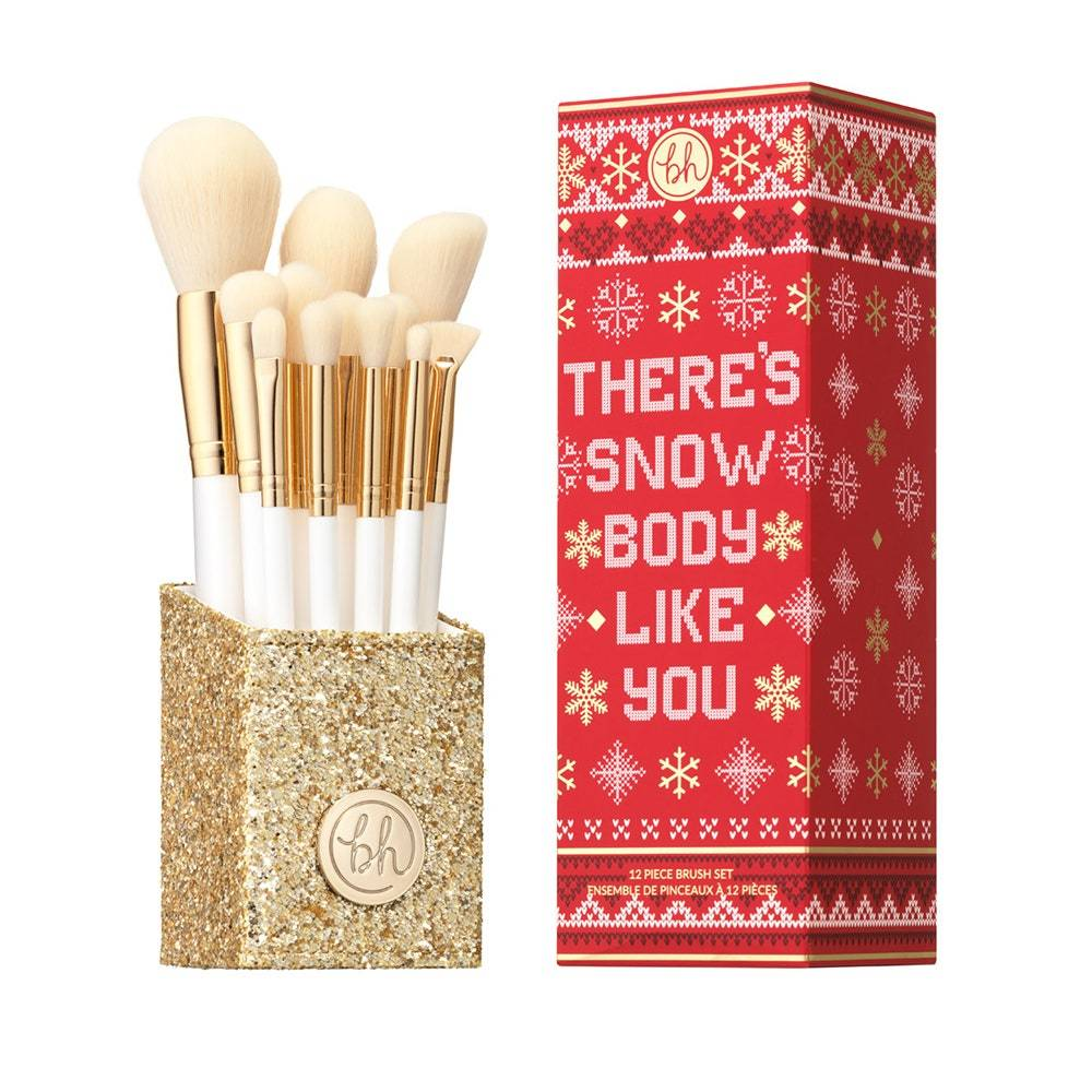 BH Cosmetics There's Snowbody Like You 12 Piece Brush Set