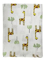 Папитто. Муслиновая пеленка Жирафики 130х100 см, 1шт.