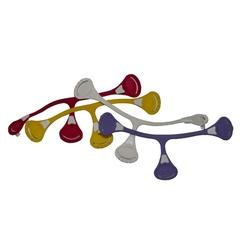 Зажим для фиксации подгузника Snappi (цвета в ассортименте)