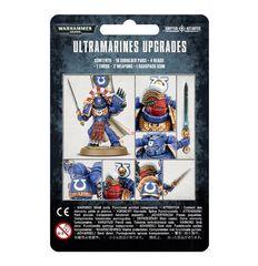 Ultramarines Upgrade Pack