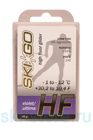 Картинка парафин Skigo HF 45 (-1/-12) - 1