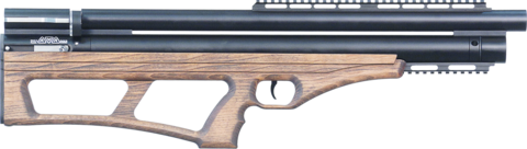 RAR VL-12 iBon Long 6,35 Орех (Lothar Walther)