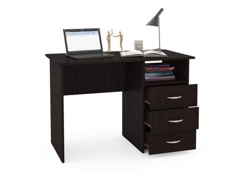 Письменный стол Комфорт 10 СК Моби венге