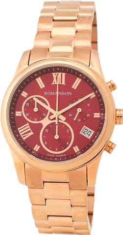 Наручные часы Romanson RM6A01HLR(WINE)
