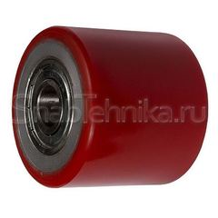 PU 80х70мм колесо с подшипником для гидравлических тележек